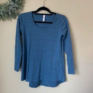 ✨ LuLaRoe | 3/4 Sleeve Top, Size XXS